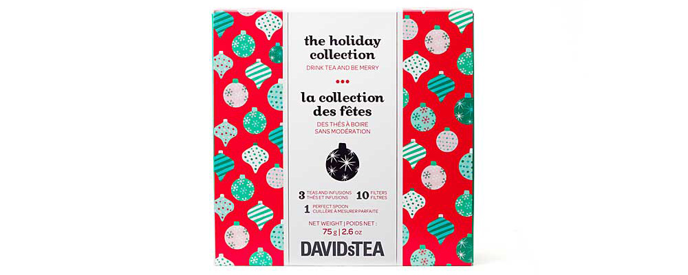 awkward relationships gift guide david's tea holiday collection
