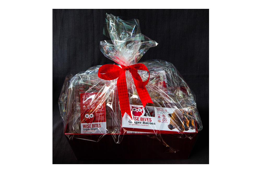 awkward relationships gift guide wise bites basket