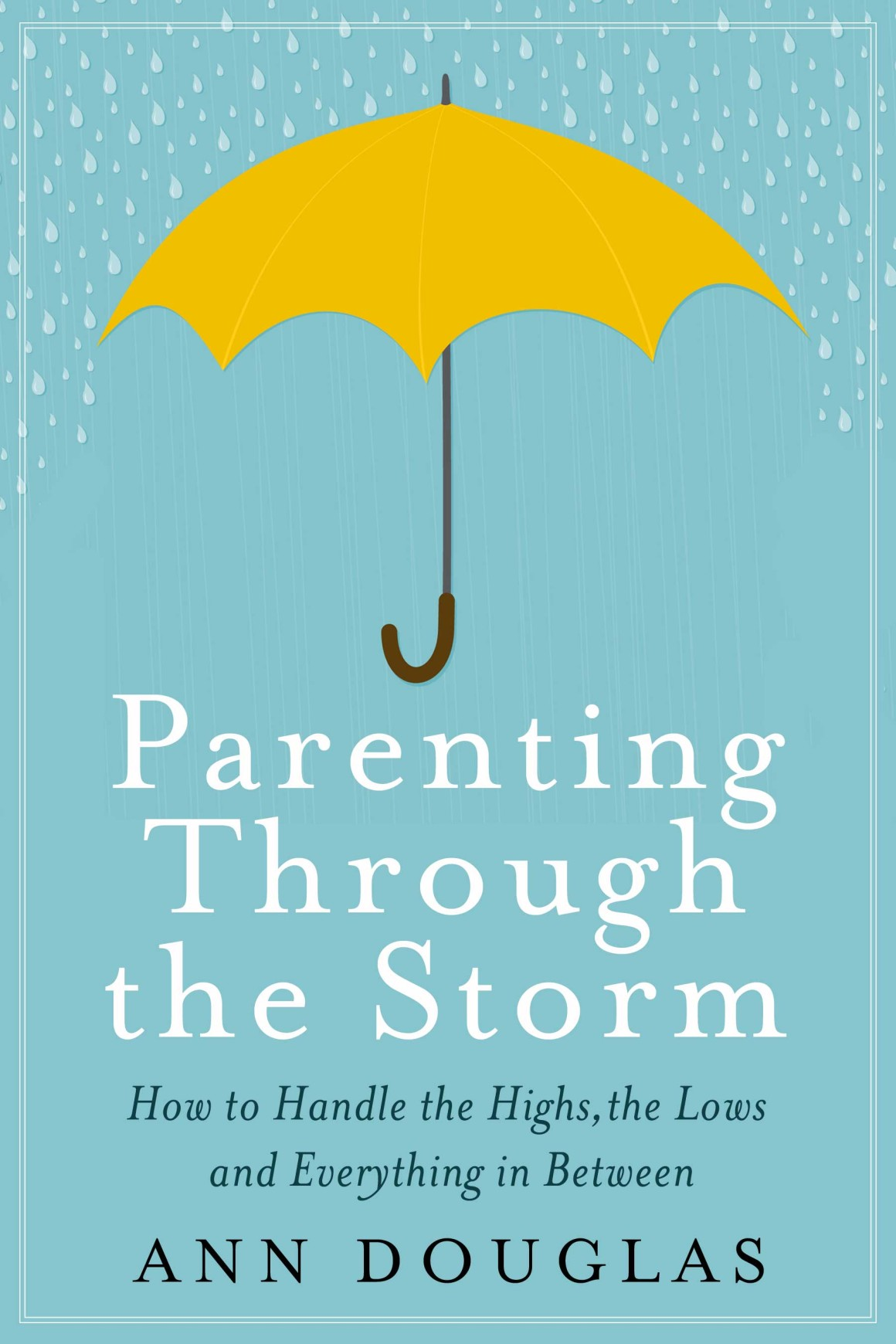 parenting through the storm cover