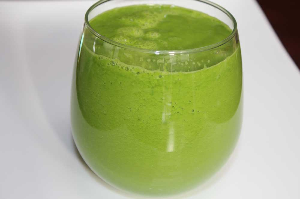 avocado lemonade smoothie