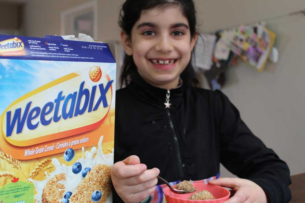 kicking it old school with weetabix kesh and cereal box