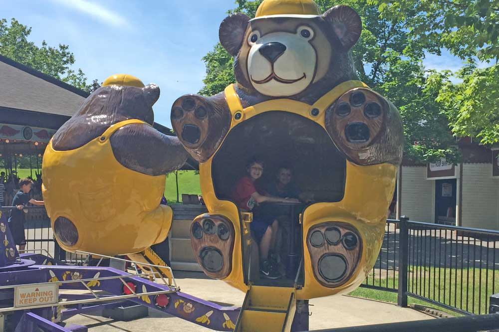 How to maximize your fun at Centreville Bear Ride