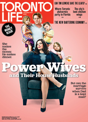 Podcast Episode 14: Power Wives and House Husbands