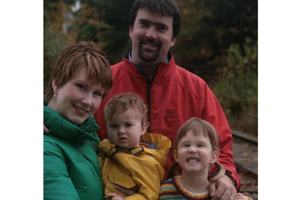 Audrey&Family