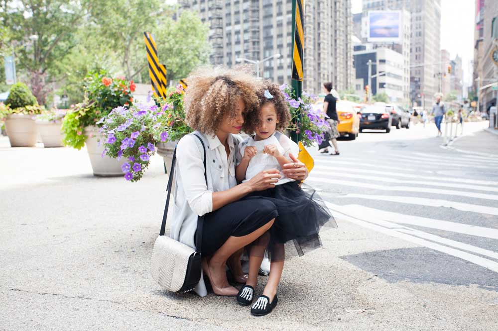 Why personal style is serious business for moms