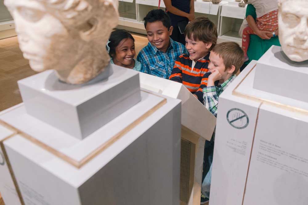 Enchant the Kids with a Trip to the ROM this March Break