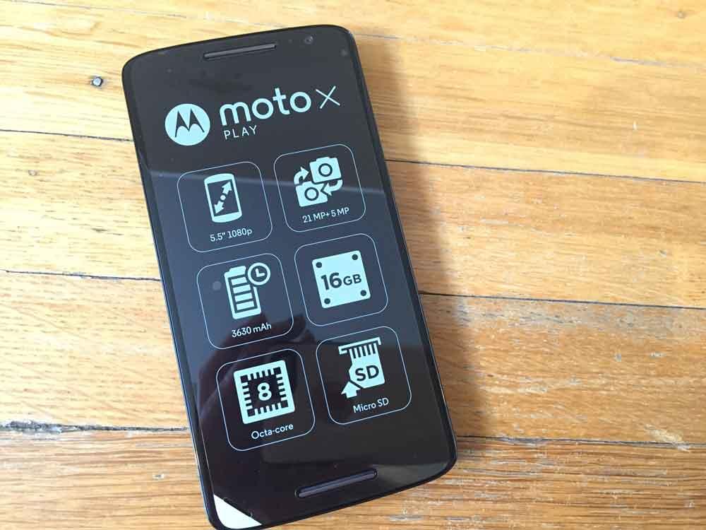 Motorolla Phone Giveaway