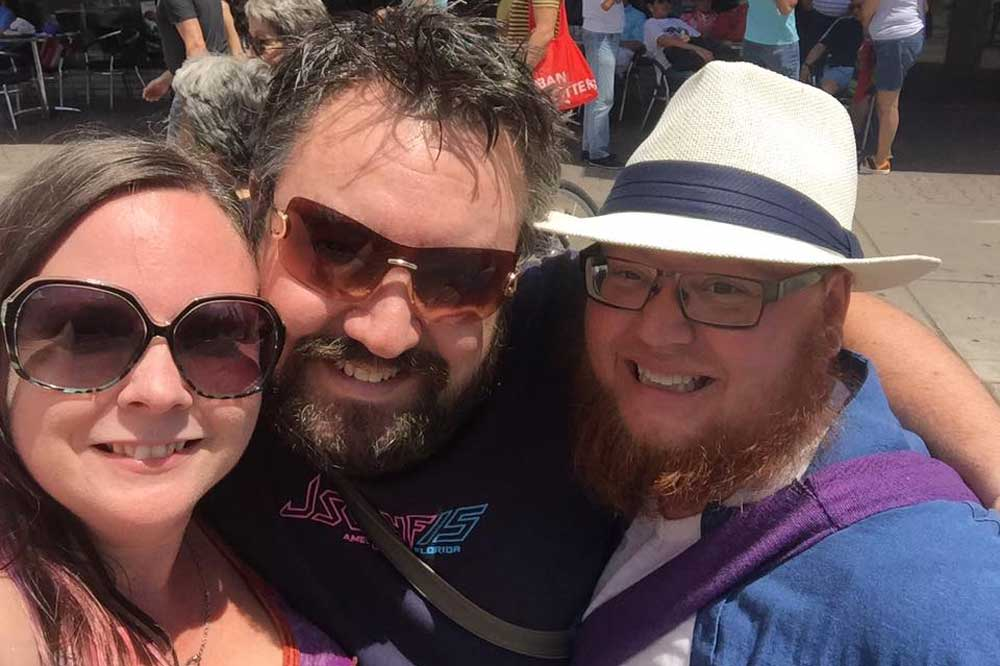 Podcast Episode 106: Life in a Polyamorous Family