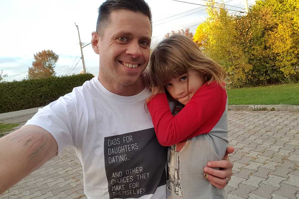 Podcast Episode 113: A Dad's Cool Mission to Spread Girl-Positive Messages