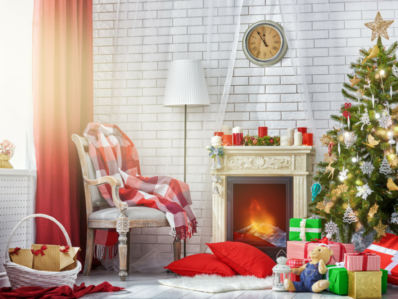 All I Want for Christmas is Not to Have to Clean the House and you could win a $300 cleaning service from AspenClean right here!