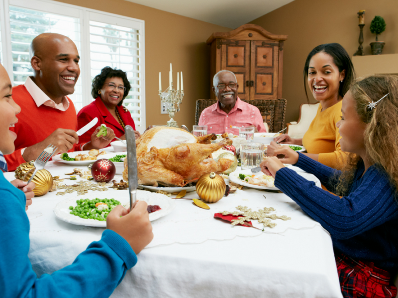 Podcast Episode 116: Healing Family Rifts in Time for the Holidays